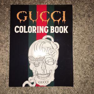 GUCCI Coloring Book for Sale in Corona, CA