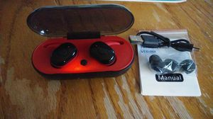 New 5.0 wireless Bluetooth stero earbuds 400 mah for Sale in Owatonna, MN