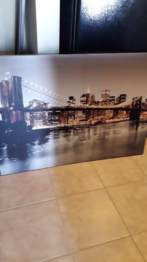 New York painting for Sale in Chicago, IL