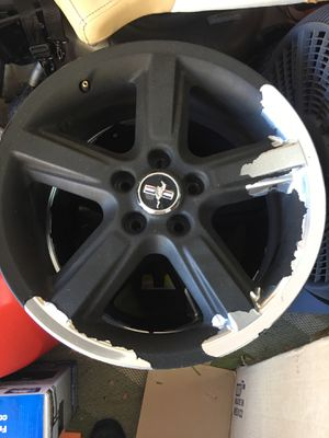18 inch mustang wheels for Sale in Winter Springs, FL