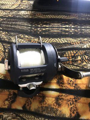 Okuma Titus T20 deep sea fishing reel. $80 for Sale in Huntington Beach, CA