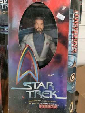 Star trek items for Sale in Haines City, FL