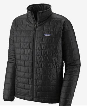 New Men's XL Patagonia Nano Puff Hoody. Black Color for Sale in Anaheim, CA