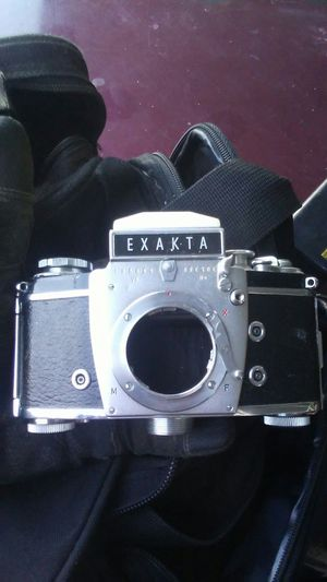 Exakta camera with lens. for Sale in Holladay, UT