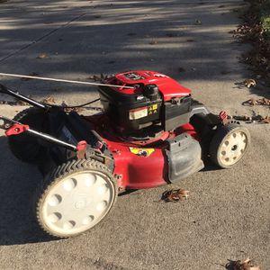 TroyBilt self propelled Lawn Mower for Sale in Mansfield, TX