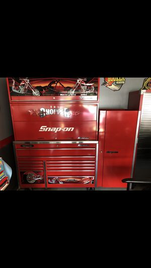 Orange County Chopper Snap On Toolbox for Sale in Canton, GA