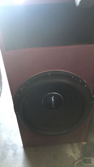 T3 Rockford fosgate for Sale in Westminster, CO