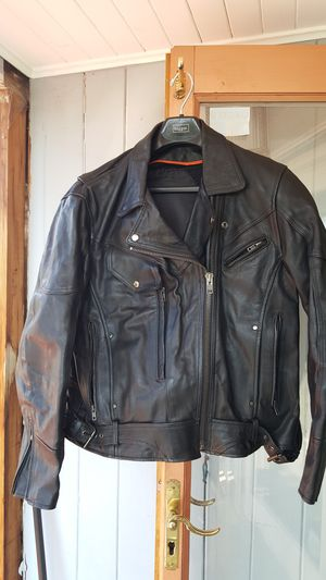 Ladies Motorcycle Riding Gear. Multiple all leather pieces. OBO for Sale in Woodway, WA