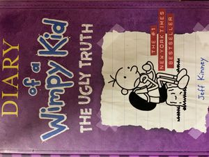The Ugly Truth (Dairy of a Wimpy Kid 5) for Sale in Washington, DC