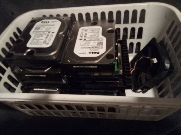 Hard drives pc parts