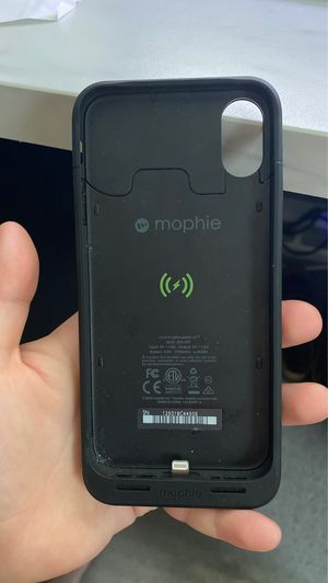 iPhone X Mophie Charger for Sale in Lexington, KY