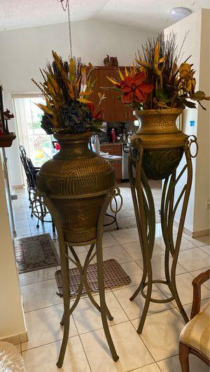 Flower pot vases for Sale in Pembroke Pines, FL