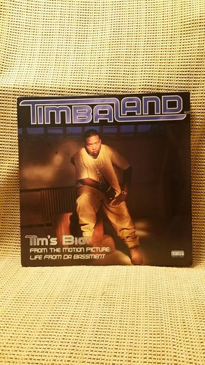 Timberland 2XLP vinyl records Hip Hop for Sale in San Diego, CA