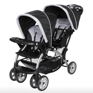 Sit-N-Stand Double stroller for Sale in Fuquay-Varina, NC