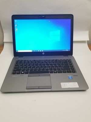 HP 640 ELITEBOOK CORE I5 8GB RAM 180GB INTEL FACTORY SSD GOOD BATTERY OEM CHARGER for Sale in Gardena, CA