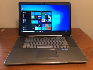 Dell XPS 15Z i7 2.80GHz 8GB 480GB SSD Laptop HDMI Office 16 Pro for Sale in Lawrenceville, GA