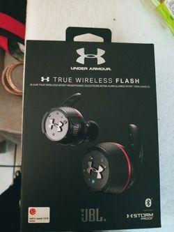 True wireless flash bluetooth wireless under armour jbl for Sale in Tucson,  AZ