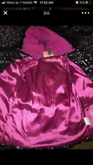 ❄️Beautiful Hello 🎀Kitty Coat !!!💜💜 for Sale in Fort Worth, TX