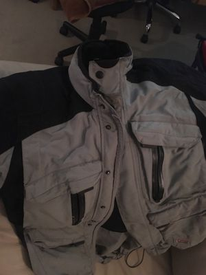 Motorcycle jacket with pads for Sale in Denver, CO