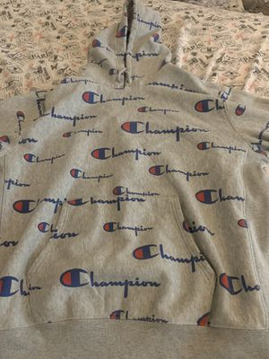 Extra Large Champion Hoodie for Sale in BETHEL, WA