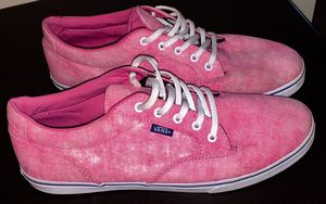 Pink Vans Women's Size 11 for Sale in San Diego, CA