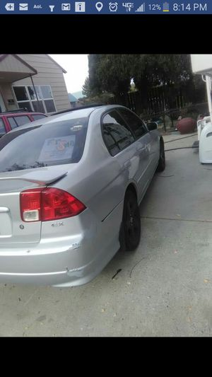 2005 Honda civic 4 door sedan for Sale in Wenatchee, WA