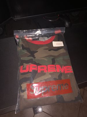 Supreme Hooded Waffle Ringer (Size Large) for Sale in Garden Grove, CA
