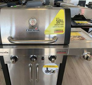 New Char-Broil Stainless Steel BBQ Grill XPI for Sale in Houston, TX
