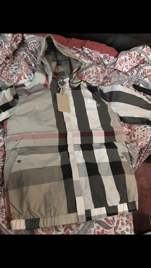Burberry Jacket size XS for Sale in Fresno, CA