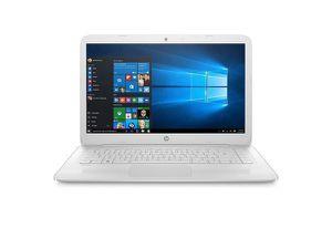 """HP 14-AX027CL HD LED 14"""" Stream Laptop Intel Celeron N3060, 4GB RAM, 32GB HDD, 3X USB HDMI Webcam for Sale in Brooklyn, NY"""