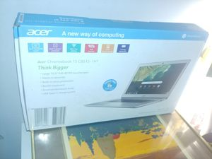 Chromebook Acer Touchscreen laptop for Sale in San Diego, CA
