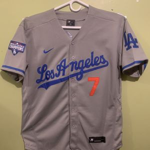 Julio Urias World Series Jersey for Sale in Los Angeles, CA