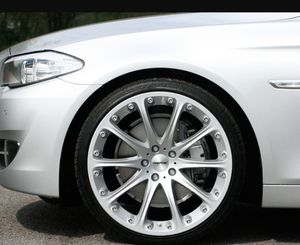 Genuine Hartge Rims w/tires 19 for Sale in West Palm Beach, FL