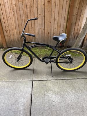 Bike - Beach Cruiser - Rockstar for Sale in Seattle, WA