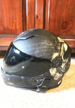 Shoei Brigand helmet size L with SENA for Sale in Lynchburg, VA