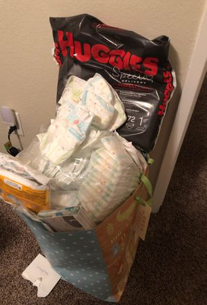 Diapers! for Sale in Fresno, CA