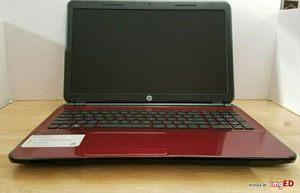 Ruby Red HP Laptop for Sale in San Bernardino, CA