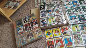 Thousands of baseball cards .. from 1912 .. till 2010 ... for Sale in Layton, UT