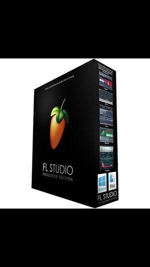 Fl studio 20 for Sale in Sacramento, CA