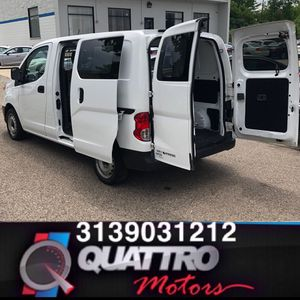 2016 Chevrolet city express Cargo LT for Sale in Redford Charter Township, MI