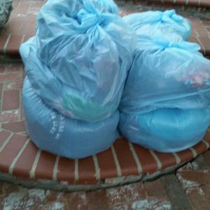 8 Bags Of Mixed Clothes for Sale in Whittier, CA