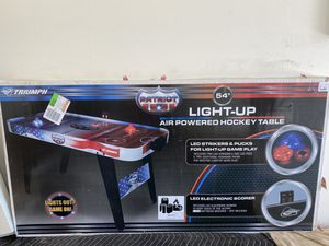 "Air hockey table 54"" brand new for Sale in El Cajon, CA"