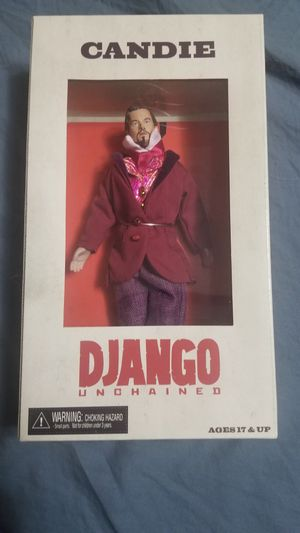 NECA Django Unchained Rare collectible action figure Candie for Sale in Falls Church, VA