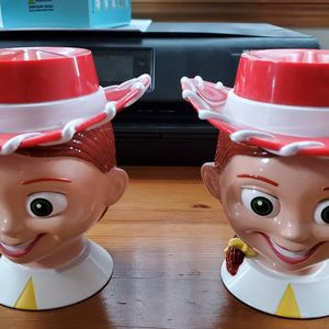 Toy Story Jessie Cups for Sale in Renton, WA