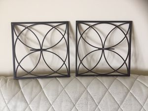 2 wall candle holders NEW for Sale in Alexandria, VA