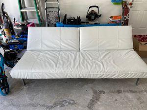 White Futon Sofa for Sale in FL, US