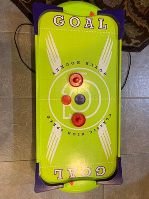 """Classic High Speed Carrom Hover Air Hockey 40"""" Table for Sale in Benbrook, TX"""
