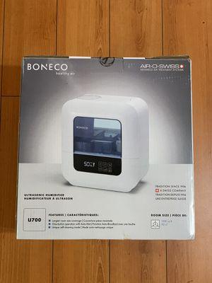 BONECO Digital Warm or Cool Mist Ultrasonic Humidifier U700 for Sale in Garden Grove, CA