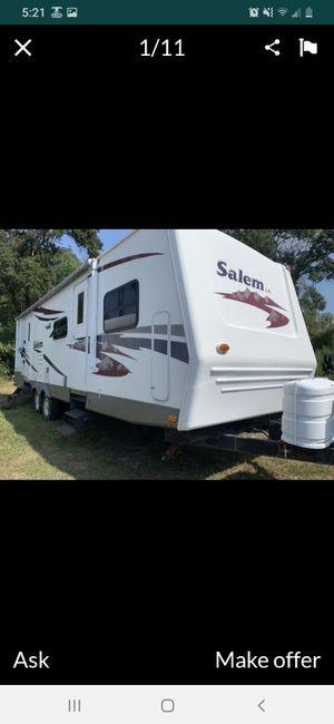 2008 Salem travel trailer for Sale in Houston, TX