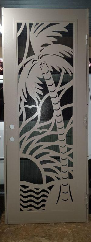 Aluminum security door for Sale in Mesa, AZ